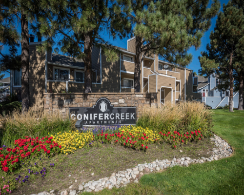 Four Corners Apartments